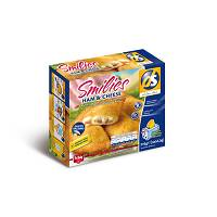 DS SMILIES HAM CHEESE 210G