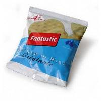 FANTASTIC FOOD Mini Cracker di Riso Gusto 'Original'