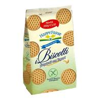 HAPPY FARM Biscotti con Yogurt 200g