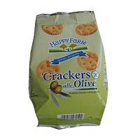 HAPPY FARM Cracker Olive 60 g