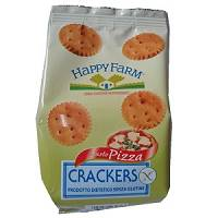 HAPPY FARM Cracker Pizza 60 g