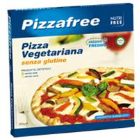 Pizza vegetariana 520 gr