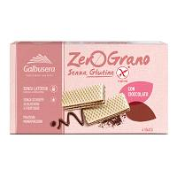 ZEROGRANO Wafer al cacao 180 g